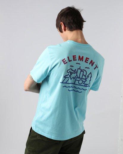 4 Lens Ss - Tee Shirt for Men  H1SSD7ELP8 Element