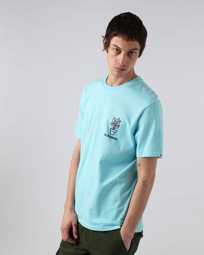 2 Insomnia Ss - T-Shirt pour Homme  H1SSE2ELP8 Element