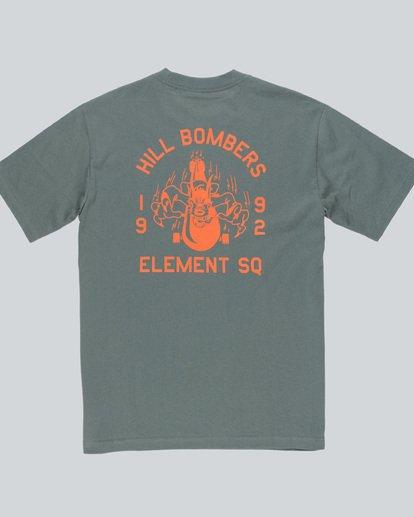 1 Wobble Ss - T-Shirt pour Homme  H1SSE6ELP8 Element