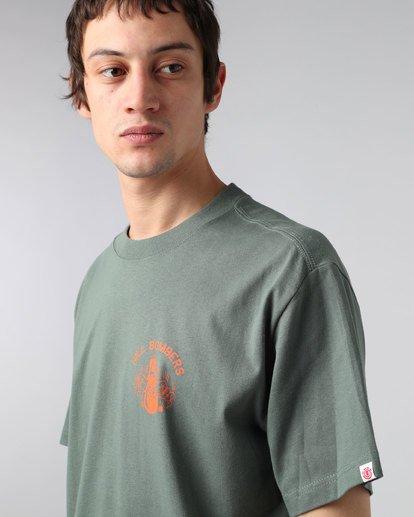 3 Wobble Ss - T-Shirt pour Homme  H1SSE6ELP8 Element