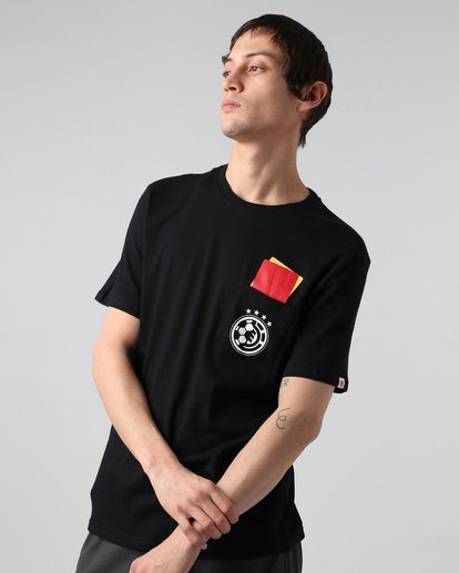 2 Ref Pocket Ss - camiseta para Hombre  H1SSE9ELP8 Element