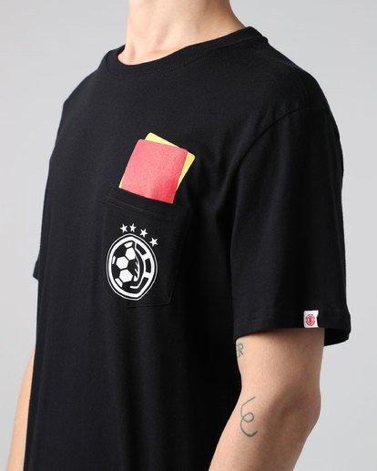 3 Ref Pocket Ss - camiseta para Hombre  H1SSE9ELP8 Element