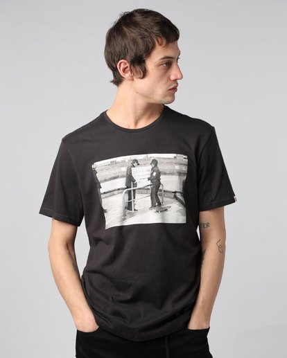1 Lift Ss - maglietta da Uomo  H1SSG2ELP8 Element