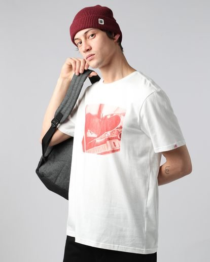 1 Roady Ss - Tee Shirt for Men  H1SSG3ELP8 Element