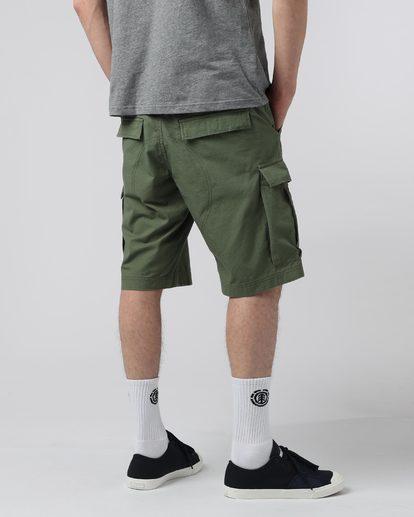 3 Legion Cargo Wk Ii - shorts pour Homme Marron H1WKA9ELP8 Element
