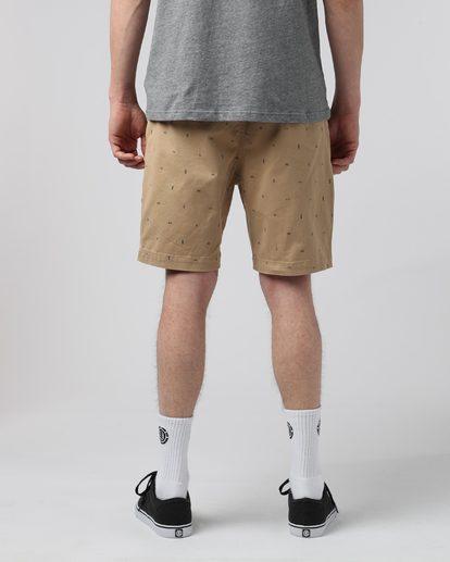 4 Altona Print Wk - Walkshort for Men  H1WKB2ELP8 Element