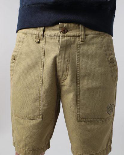 3 Canjon Wk - Bermuda-Shorts für Männer  H1WKC8ELP8 Element