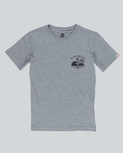0 River Keeper Ss Boy - T-Shirt pour Garçon  H2SSC3ELP8 Element