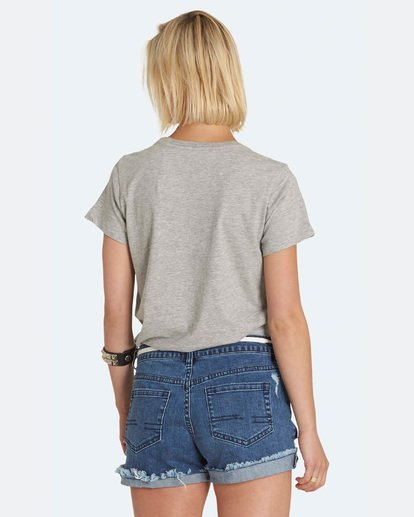 2 Pic Crew - T-Shirt pour Femme  H3SSA5ELP8 Element
