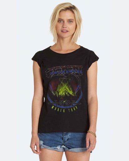 0 Tour Crew - T-Shirt pour Femme  H3SSA6ELP8 Element