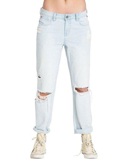 3 Listen Up Jeans Multicolor J324QELI Element