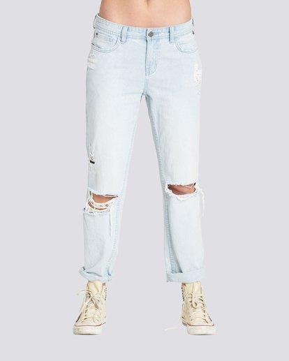 0 Listen Up Jeans Multicolor J324QELI Element