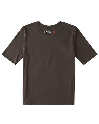 1 Leopard T-Shirt Black J421WELP Element