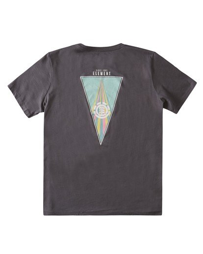 0 Prism T-Shirt Black J4502EPR Element