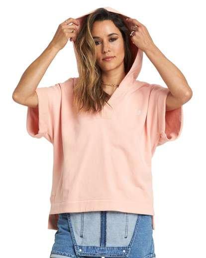 1 Hum Along Pullover Pink J6001EHA Element