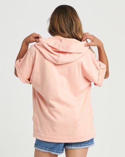 0 Hum Along Pullover Pink J6001EHA Element