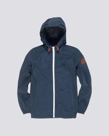 0 Home Free Jacket Blue J717VEHF Element