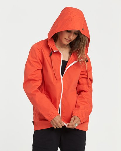 0 Home Free Jacket Red J717VEHF Element