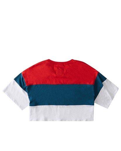 1 Tri Block Shirt Blue J9071ETR Element