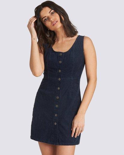 0 Mony Dress Blue JD21VEMO Element