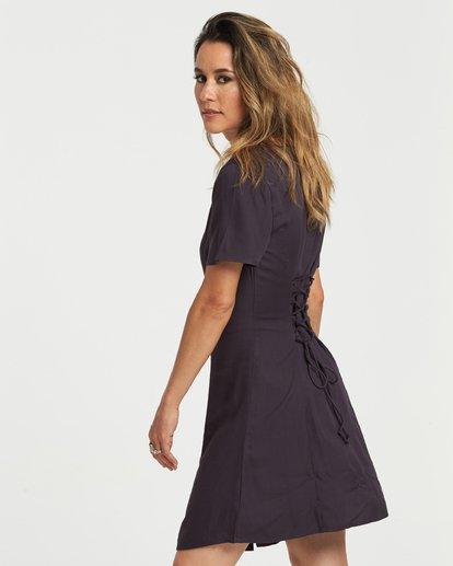 2 Sue Twill Dress Black JD381EST Element