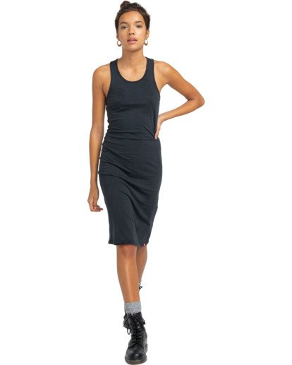 1 Elinor Dress Black JD442EEL Element