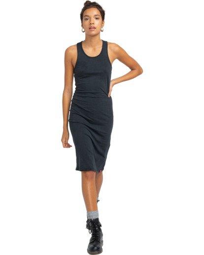 2 Elinor Dress Black JD442EEL Element