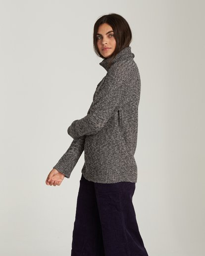 3 Gotchu Sweater Grey JV27WEGT Element