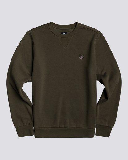 0 Cornell Classic - Sweatshirt für Herren Grün L1CRA1ELF8 Element