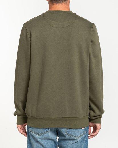 2 Cornell Classic - Sweatshirt für Herren Grün L1CRA1ELF8 Element