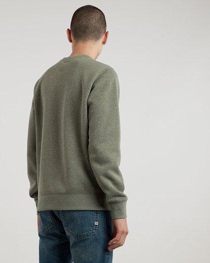 2 Heavy Cr - Fleece for Men  L1CRA3ELF8 Element