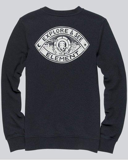 1 Eye Crew - felpa da Uomo  L1CRB8ELF8 Element