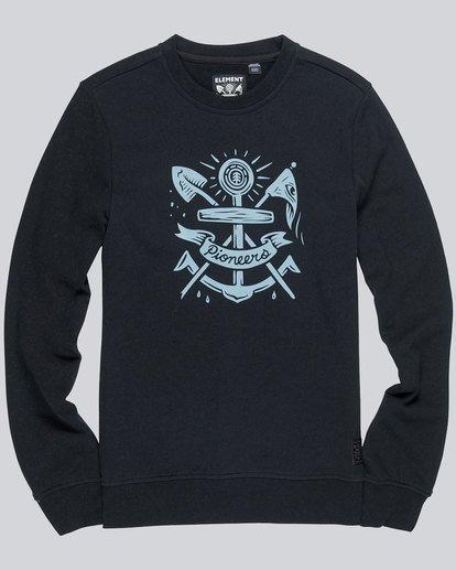 0 Pioneers Crew - Sweatshirt für Männer  L1CRB9ELF8 Element