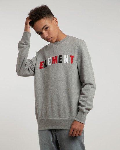 1 Link Cr - Fashion Fleece for Men  L1FLA3ELF8 Element