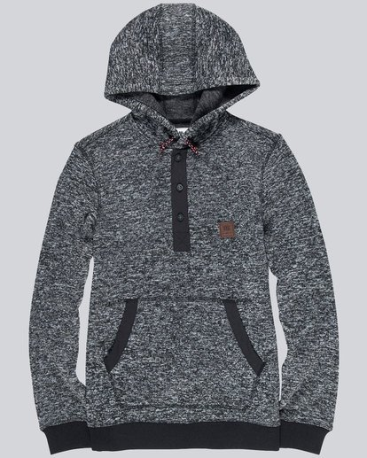 0 Highland Henley - Fashion Fleece for Men  L1FLA5ELF8 Element