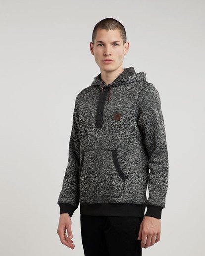 1 Highland Henley - Fashion Fleece for Men  L1FLA5ELF8 Element