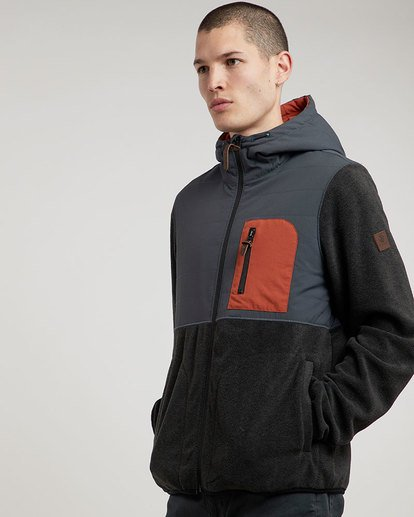 1 Trent Zh - Fashion Fleece for Men  L1FLA8ELF8 Element