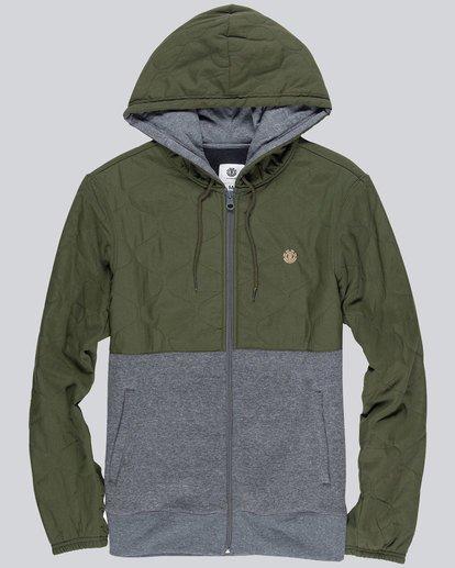 0 House Zh - Fashion Fleece for Men  L1FLA9ELF8 Element