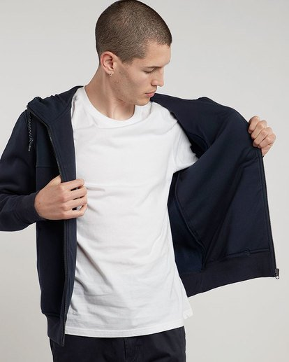 3 Nater Zh - Fashion Fleece for Men  L1FLC8ELF8 Element
