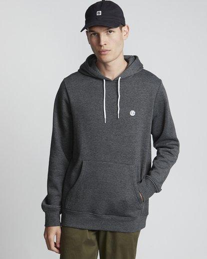0 Cornell Classic Ho - Sweatshirt für Herren Grau L1HOA1ELF8 Element