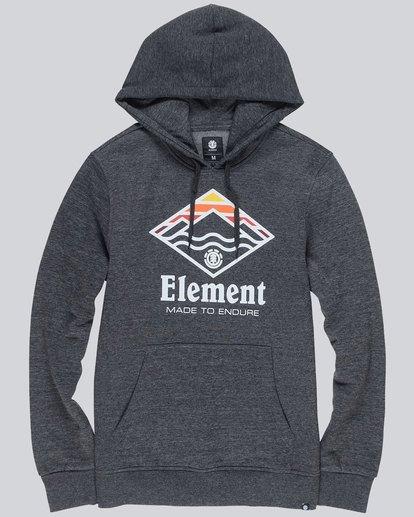 0 Layer Hood - Fleece for Men  L1HOB7ELF8 Element