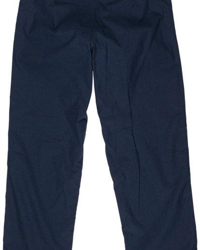 2 Element by Nigel Cabourn Reversible Cricket Pant Blue M3311ERE Element