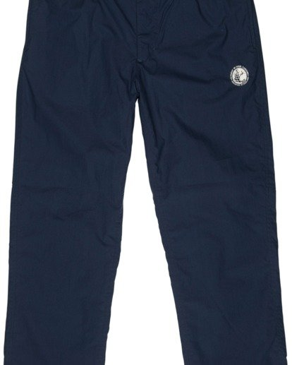 0 Element by Nigel Cabourn Reversible Cricket Pant Blue M3311ERE Element