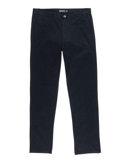 0 Howland Classic Chino Pants Blue M3373EHO Element