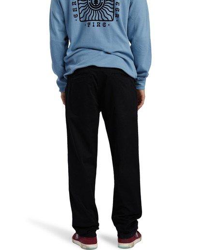 6 Howland Classic Chino Pants Blue M3373EHO Element