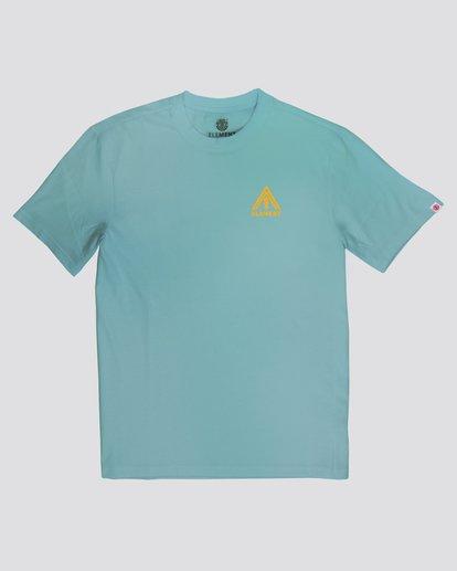 0 Apathos T-Shirt Green M4012EAP Element