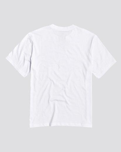 1 Origins Icon T-Shirt White M4012EOI Element