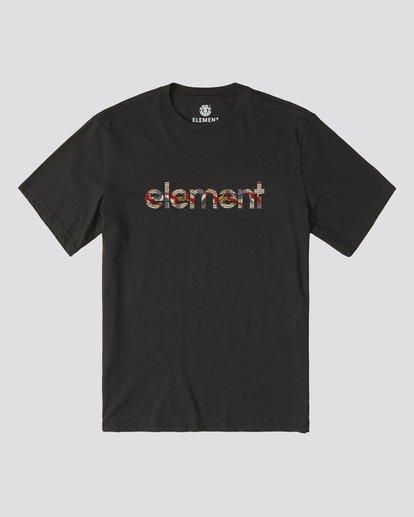 0 Origins T-Shirt Blue M4012EOR Element