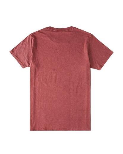 1 Vert Push T-Shirt Red M401HVEM Element