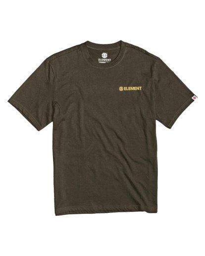 0 Blazin' Chest T-Shirt Green M401VEBC Element